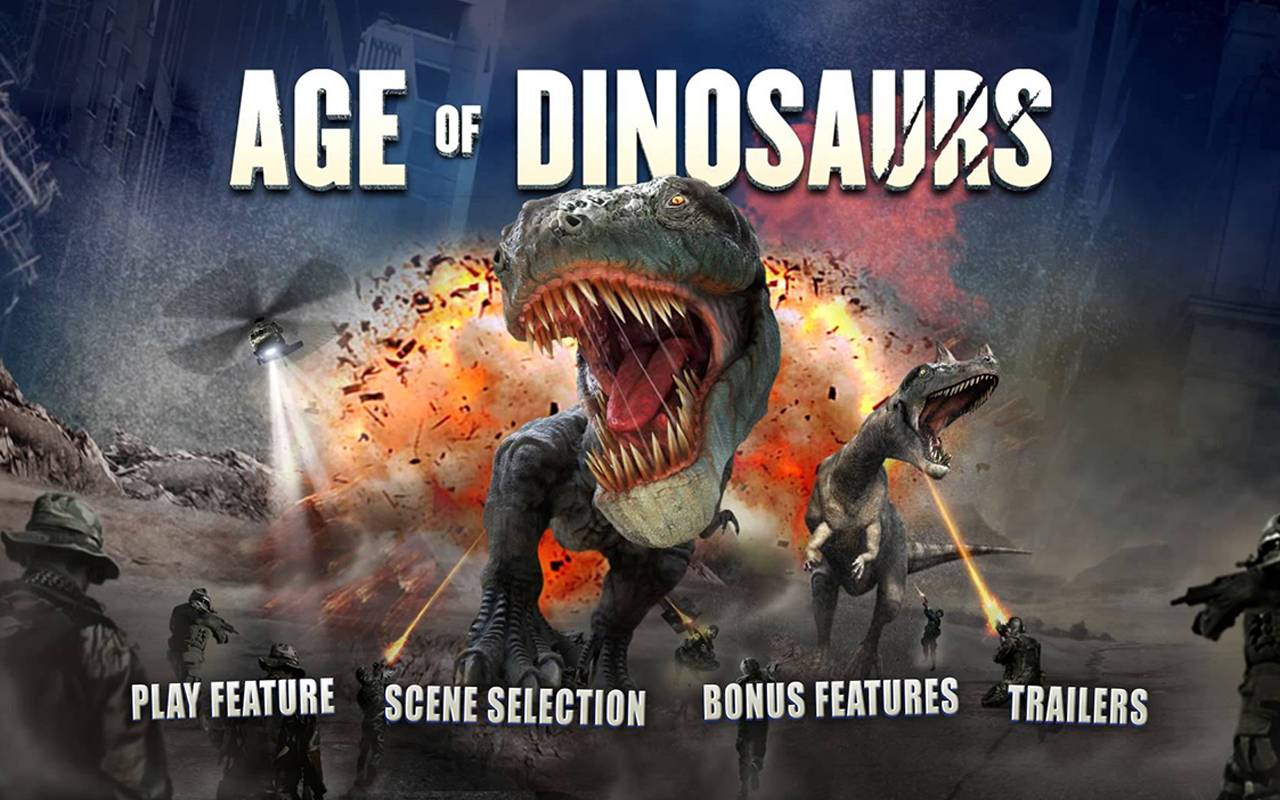 Age Of Dinosaurs (Hindi)