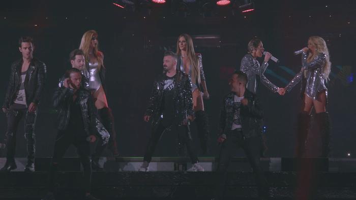 Medley Sólo Vivo para Ti  Candela En Vivo  90s Pop Tour Vol 3