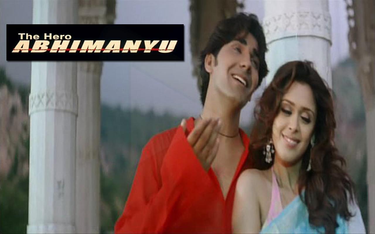 The Hero-Abhimanyu