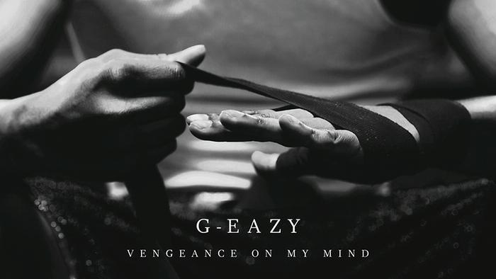 Vengeance On My Mind Audio