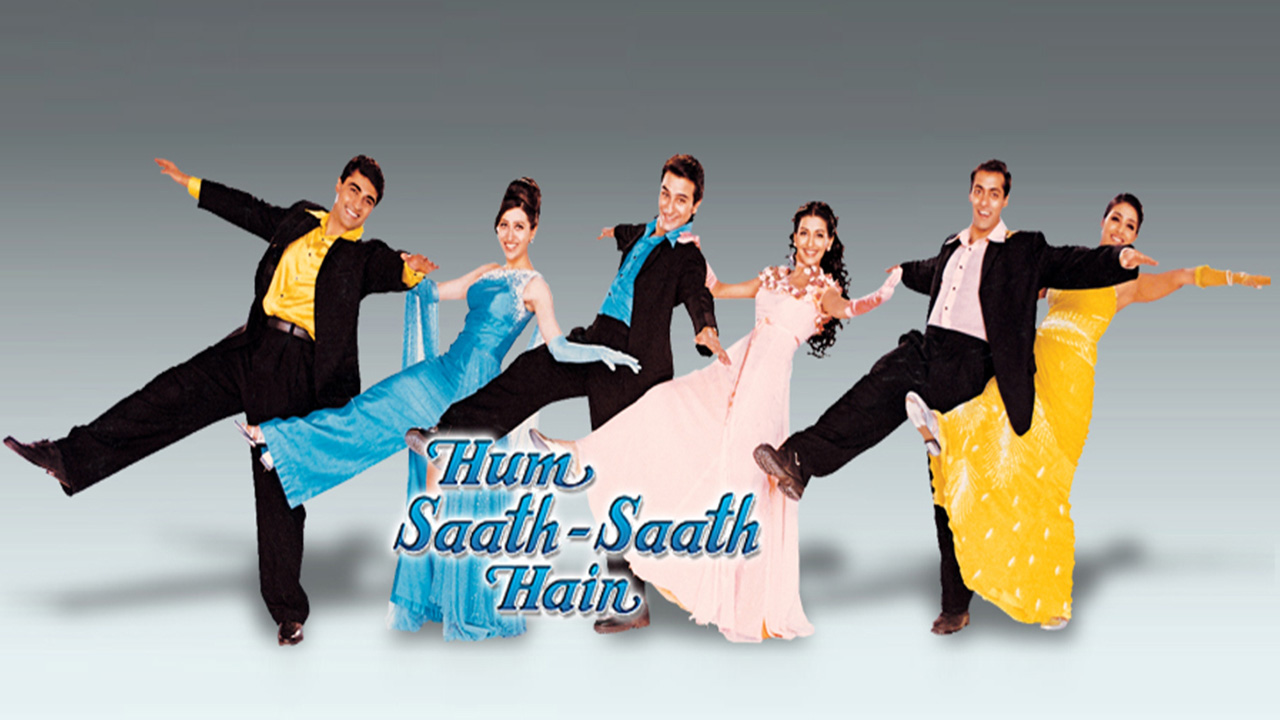 free download full hindi movie hum saath saath hain