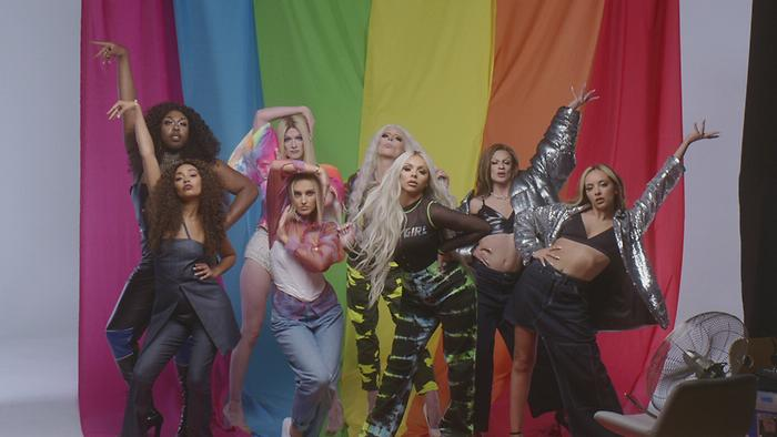 Little Mix VS Dirty Trix  Bounce Back Pride Version