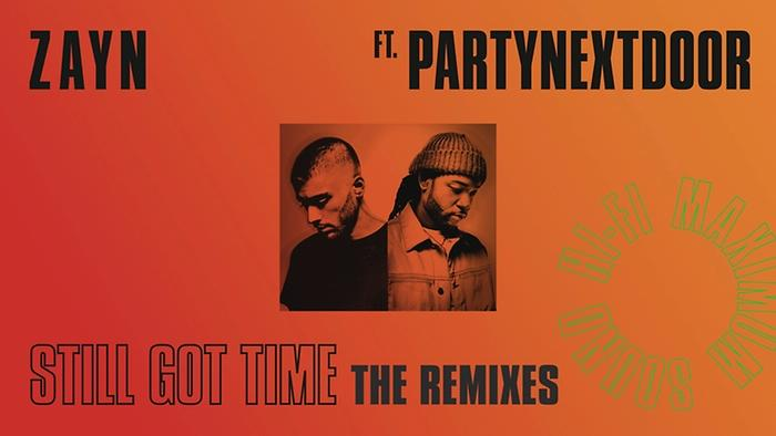 Still Got Time Team Salut x RAY BLK Remix Audio