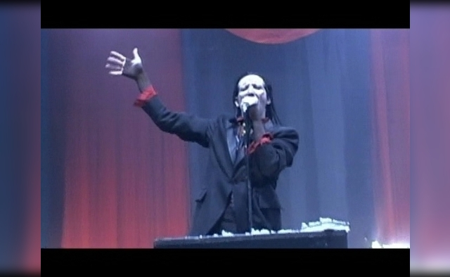 Antichrist Superstar From Dead To The World