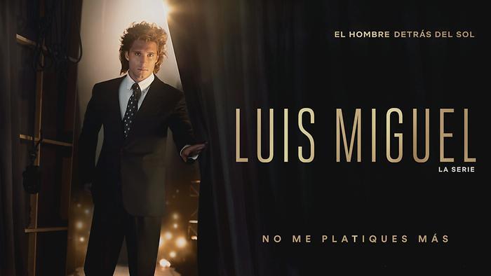 No Me Platiques Más Luis Miguel La Serie  Audio