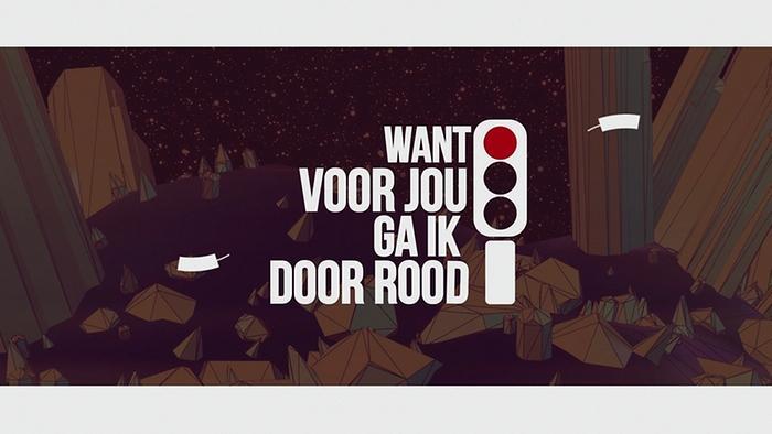 Door Rood Official Lyric Video