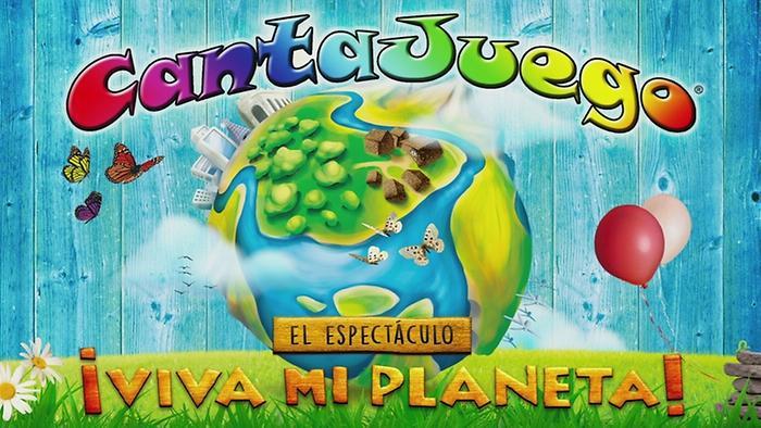 ¡Viva Mi Planeta El Espectáculo Trailer