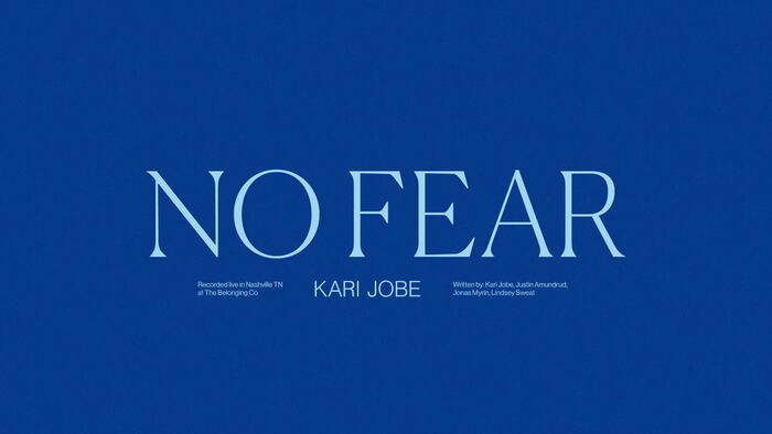 No Fear Audio  Live