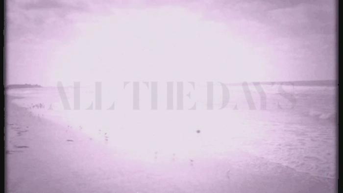 All the Days Lyric Video