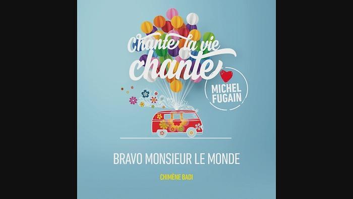 Bravo monsieur le monde Love Michel Fugain audio StillPseudo Video