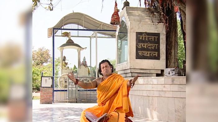 Yuddh Mahabharat Ka HaiAnsh Hai Geeta Gyan