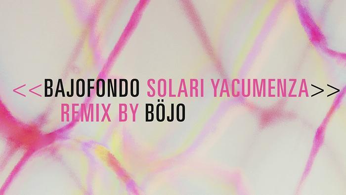 Solari Yacumenza Böjo Remix Cover Audio