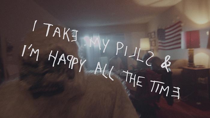 Happy Pills Lyric Video