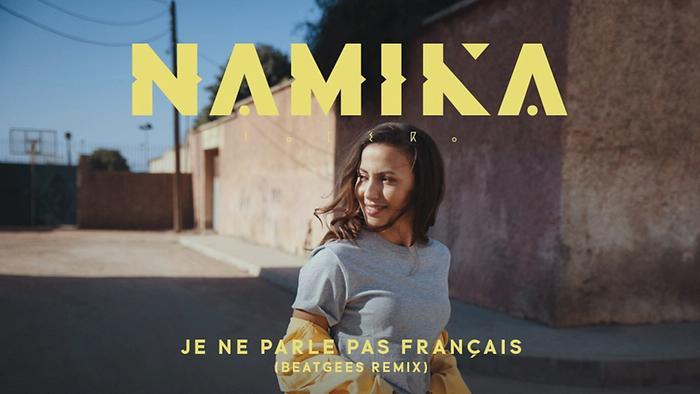 Je ne parle pas français Beatgees Remix
