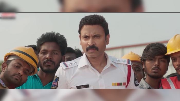 Kapatadhaari Movie New Trailer