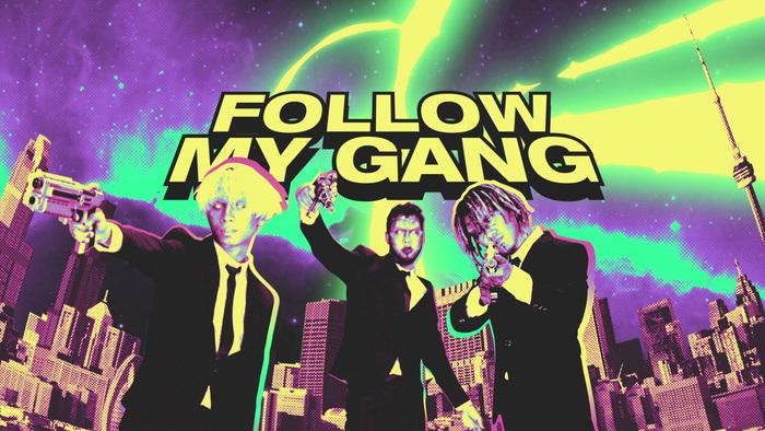 Follow Me Lyric Video