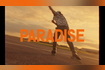 Paradise High Contrast Remix - Visualiser