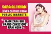 Sara Ali Khan Not Interested In Brands REVEALS Where She Buys Her Clothes From