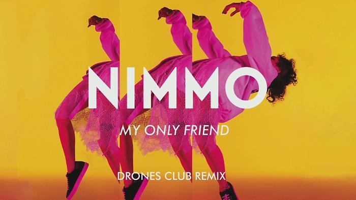 My Only Friend Drones Club Remix Audio