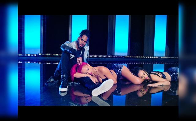 Swalla feat Nicki Minaj  Ty Dolla ign