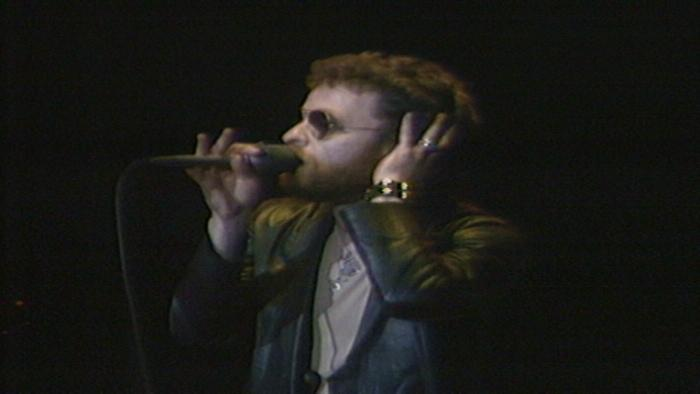 ETI  Extra Terrestrial Intelligence Live at The Capitol Center 1978
