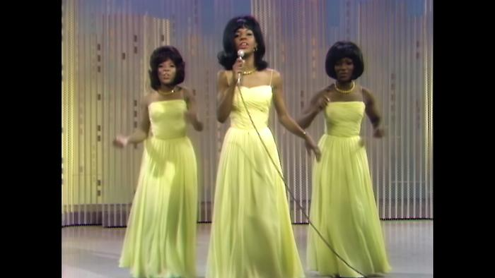 Dancing In The Street Live On The Ed Sullivan Show  December 5th 1965