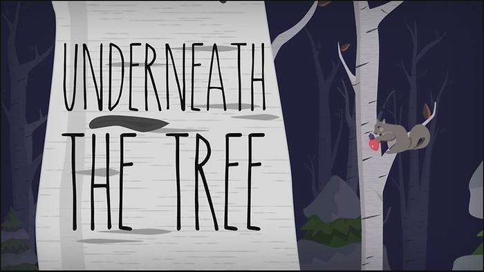 Underneath the Tree Official Lyric Video