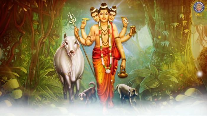 Datta Gayatri Mantra 108 Times  Lyrics