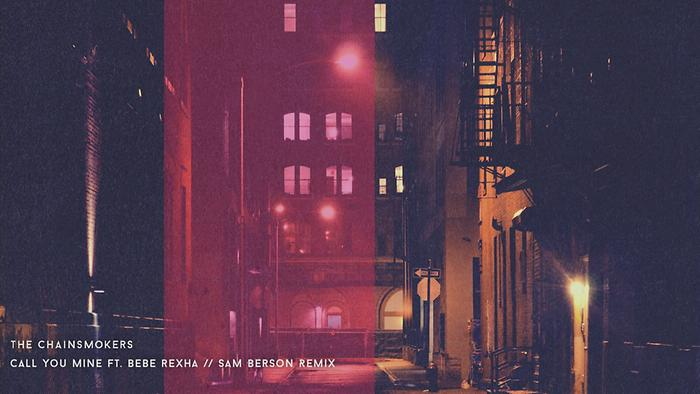 Call You Mine Sam Berson Remix  Official Audio