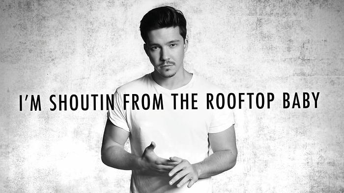 Rooftop Lyric Video