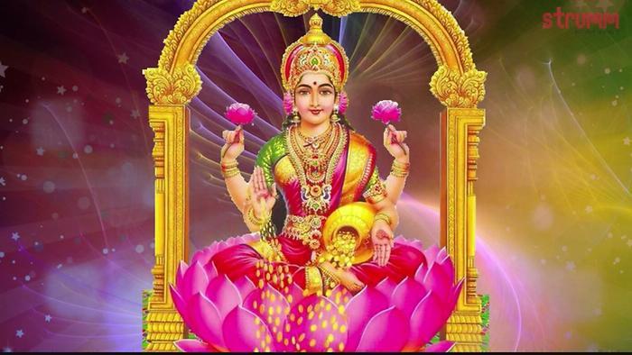 Mahalakshmi Ashtakam  Namastestu Mahamaye