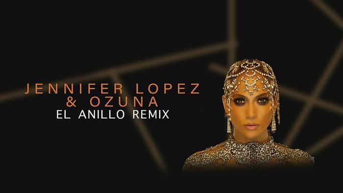 El Anillo Remix  Audio