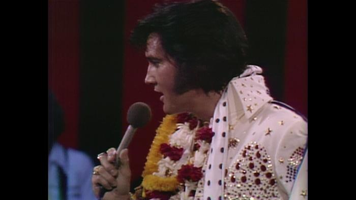 Cant Help Falling In Love Aloha From Hawaii Live in Honolulu 1973