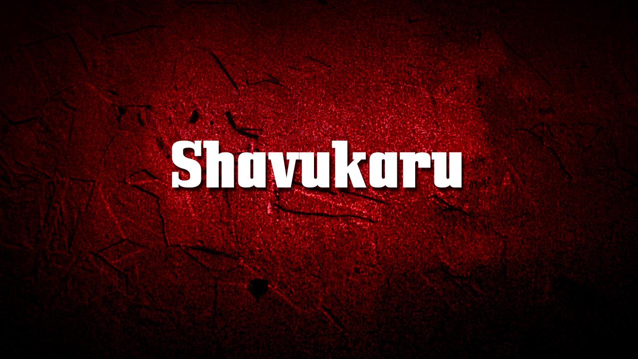 Shavukaru