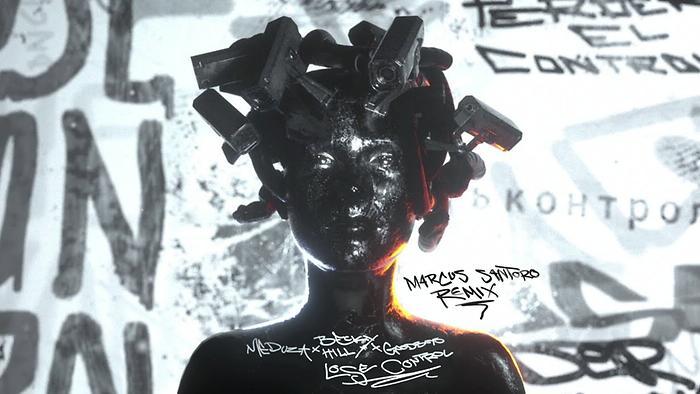 Lose Control Marcus Santoro Remix  Audio