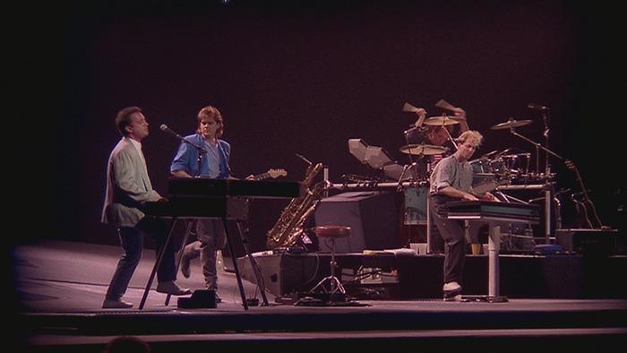 Pressure Live in Russia 1987