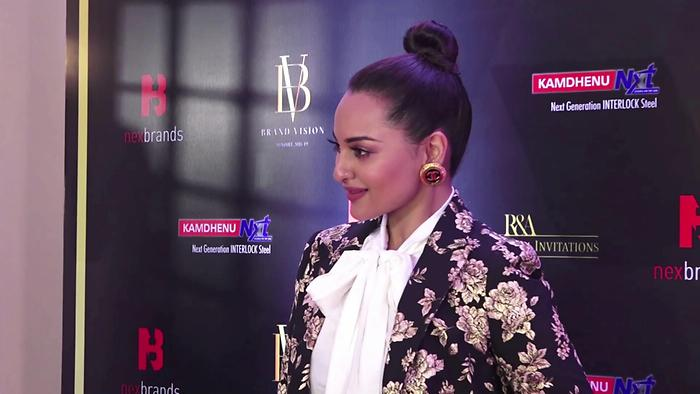 Sonakshi Sunny Vidya Kartik Huma  Others At The 4th Edition Of Annual Brand Vision Awards