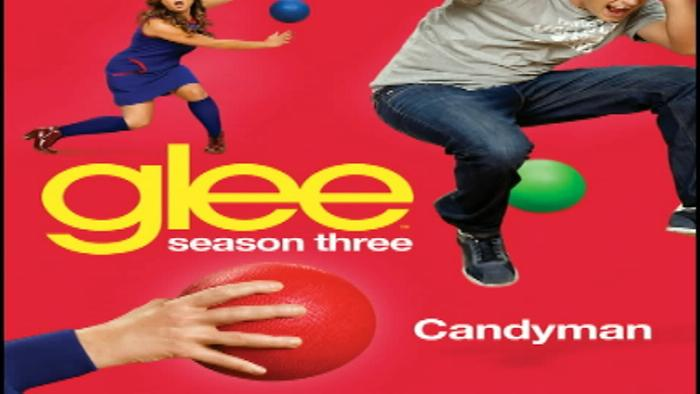Candyman Glee Cast Version Cover Image Version