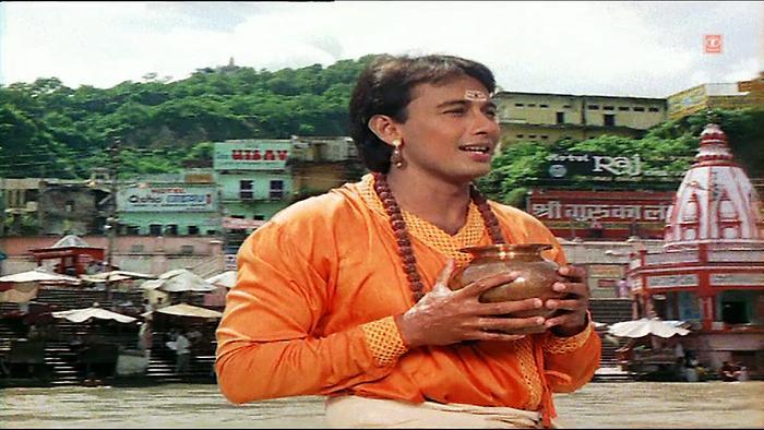 Ganga Ki Har Mauj Mein Maine Shiv Ki Moorat Dekhi Hai