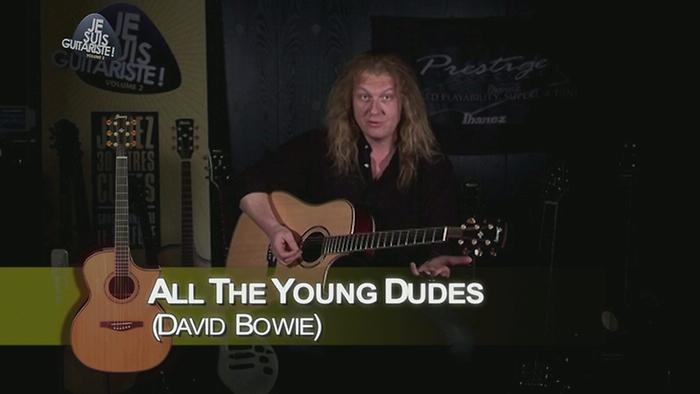 All the Young Dudes rendu célèbre par David Bowie