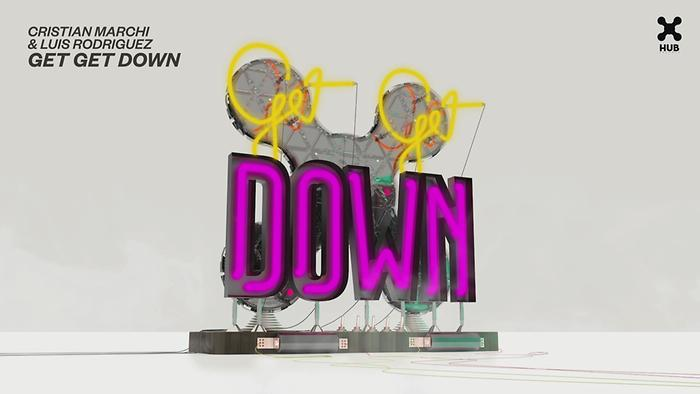 Get Get Down Pseudo Video