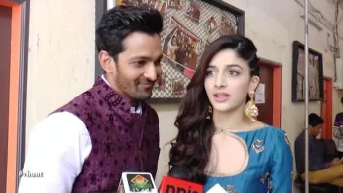 Sanam Teri Kasam Cast Interview