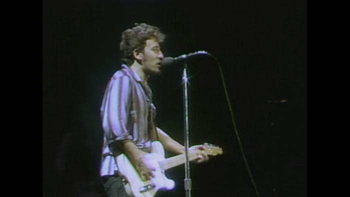 Thunder Road Live in Houston 1978