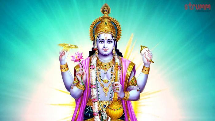 Shriman Narayan Hari Hari  Narayan Dhun By Anuradha Paudwal