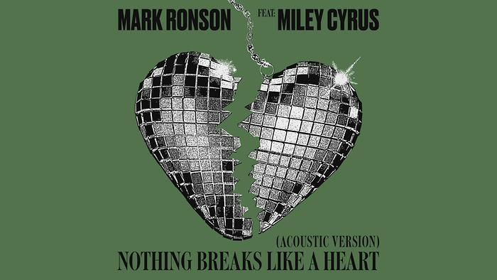 Nothing Breaks Like a Heart Acoustic Version Audio