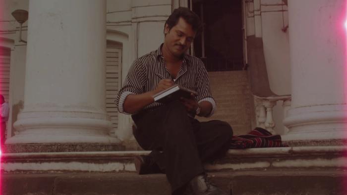 Siru Punnagai Lyric Video