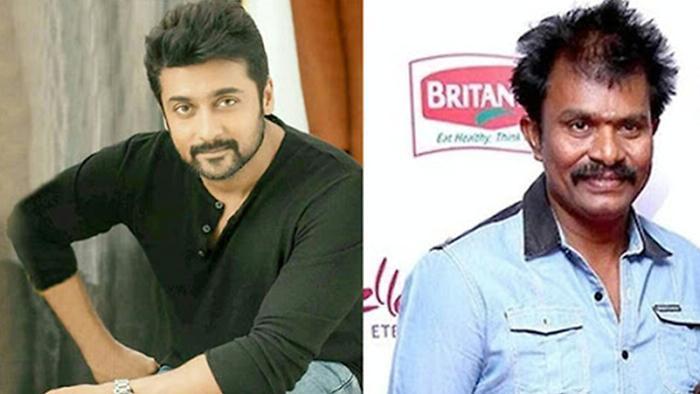 Suriyas Next Movie Titled Aruvaa