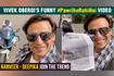 Vivek Oberoi Joins FUNNY Pawri Ho Rahi Hai VIRAL Video Trend With Ranveer,Deepika,Shahid Kapoor