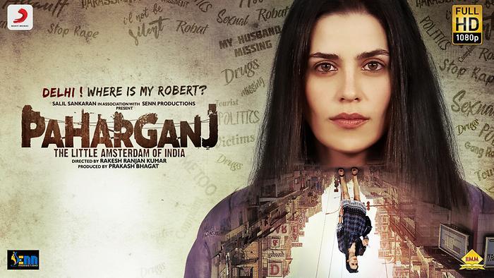 Paharganj Title Track Lyric Video