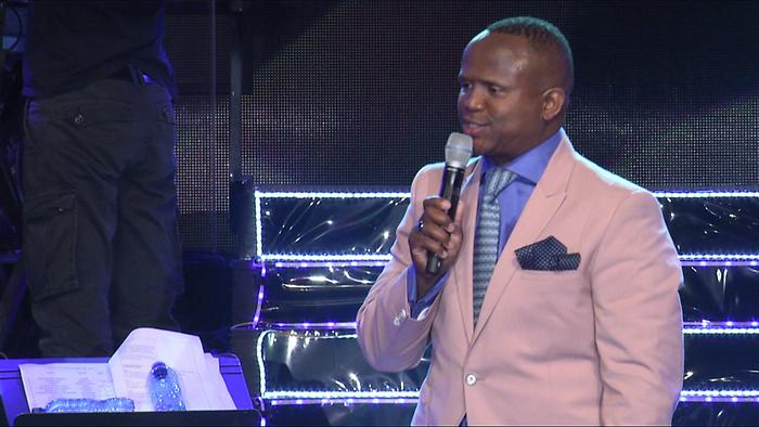 He Shall Never Die Live at Grace Bible Church  Soweto 2015